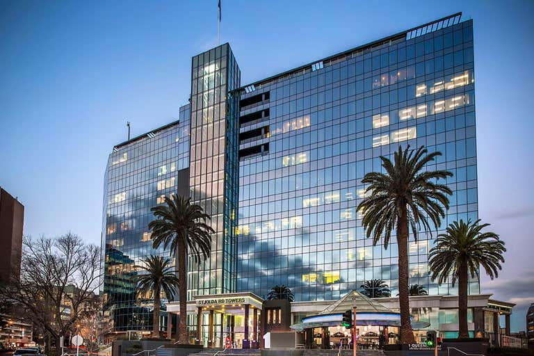 St Kilda Rd Towers, Suite 402, 1 Queens Road Melbourne VIC 3004 - Image 4