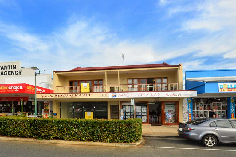Shop 2/105 Poinciana Avenue Tewantin QLD 4565 - Image 1
