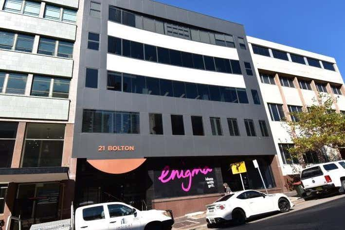 Level 4, 21 Bolton Street Newcastle NSW 2300 - Image 1