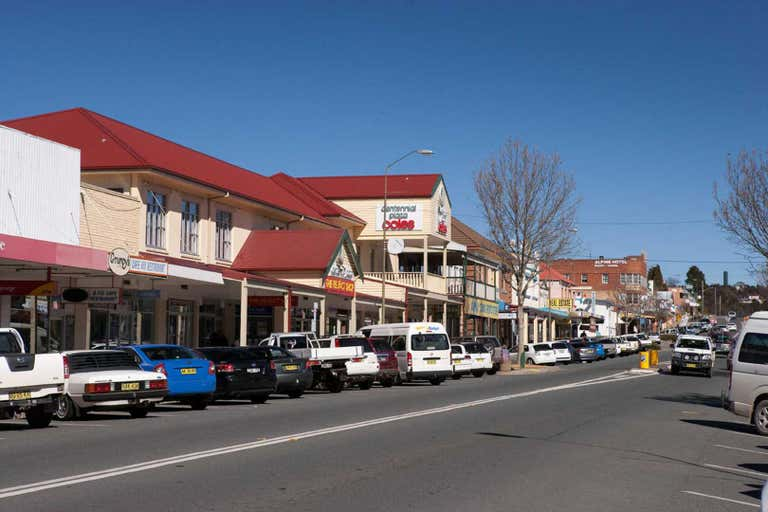 Centennial Plaza, Level 1, 114 Sharp Street Cooma NSW 2630 - Image 1