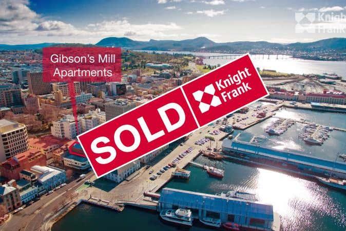 Gibson's Mill Apartments, 17 Morrison Street Hobart TAS 7000 - Image 1
