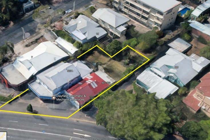 Ascot Mechanical Garage and Residence, 501-503 Sandgate Road Ascot QLD 4007 - Image 2