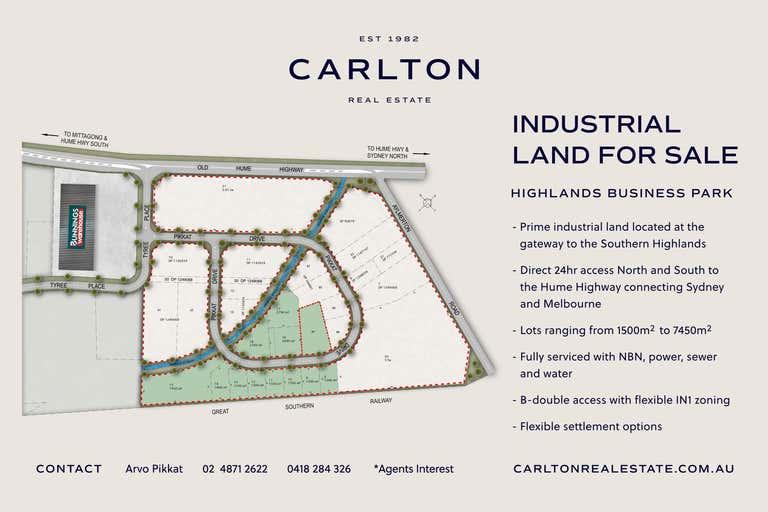 Highlands Business Park, 22 Pikkat Drive Mittagong NSW 2575 - Image 3