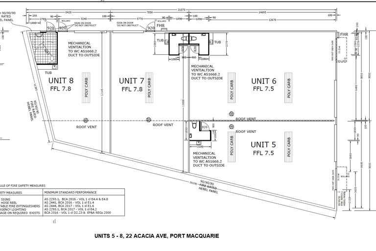 Unit 6, 22 Acacia Avenue Port Macquarie NSW 2444 - Image 3