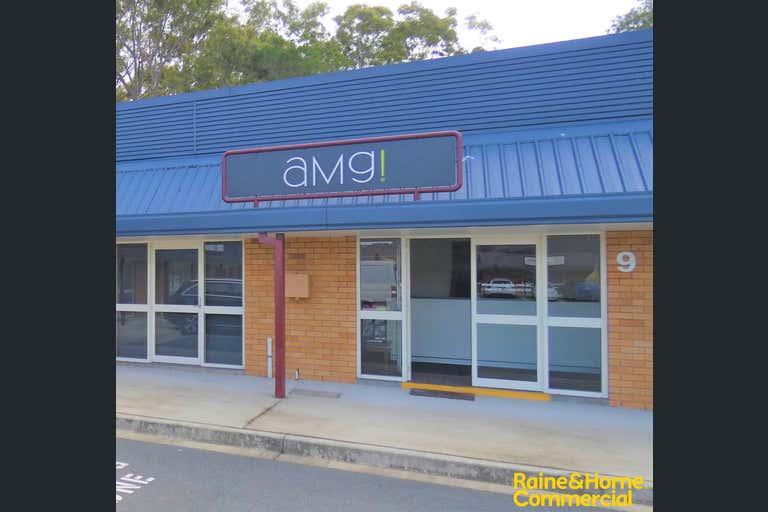 (L) Unit 9, 10 Bellbowrie Street, Bellbowrie Business Park Port Macquarie NSW 2444 - Image 1