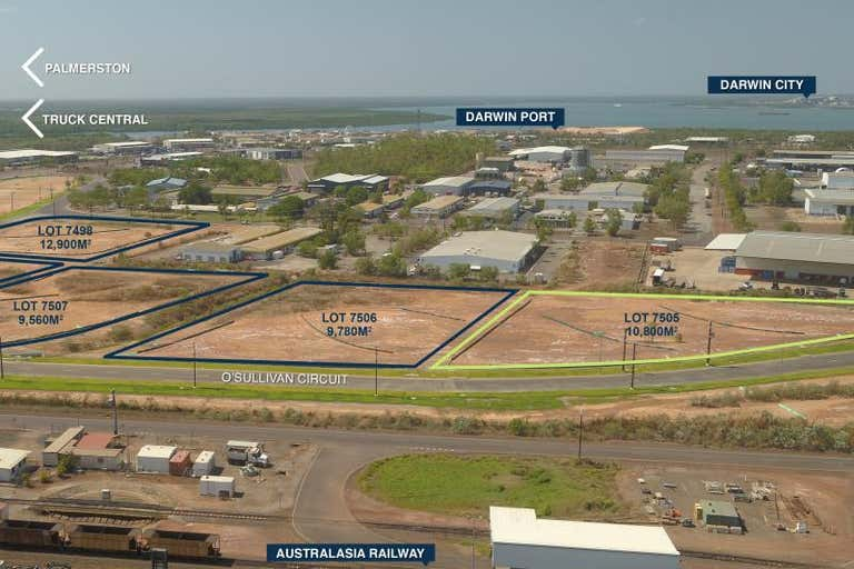 Darwin Business Park, Section 7505 / 80 O'Sullivan Circuit East Arm NT 0822 - Image 1