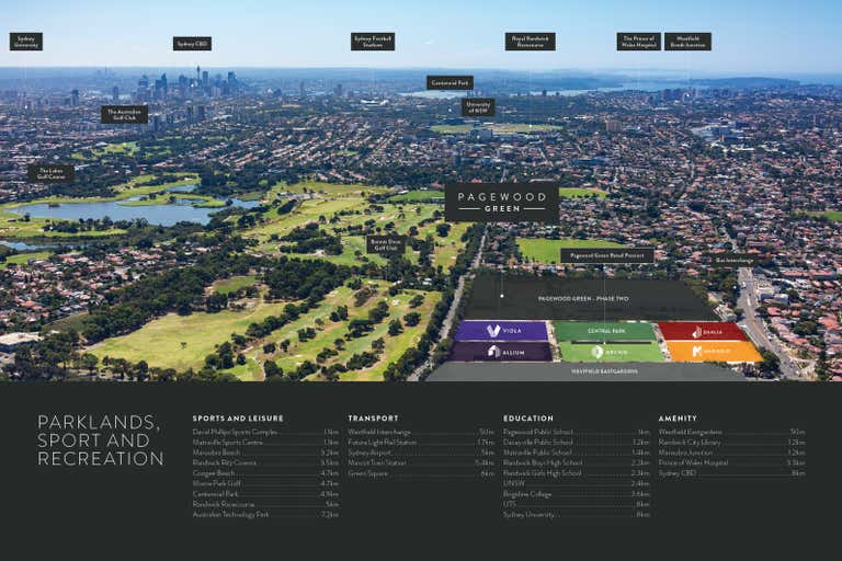 Pagewood Green, 130-150 Bunnerong Road Eastgardens NSW 2036 - Image 4