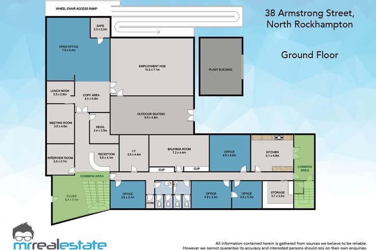 Ground Floor, 38 Armstrong Street Berserker QLD 4701 - Image 2