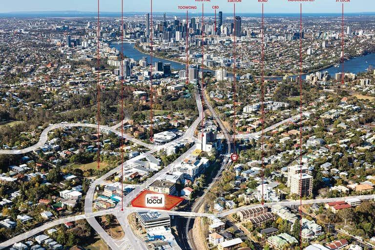 Coles Supermarket Development Opportunity Taringa, 216-224 Moggill Road Taringa QLD 4068 - Image 4
