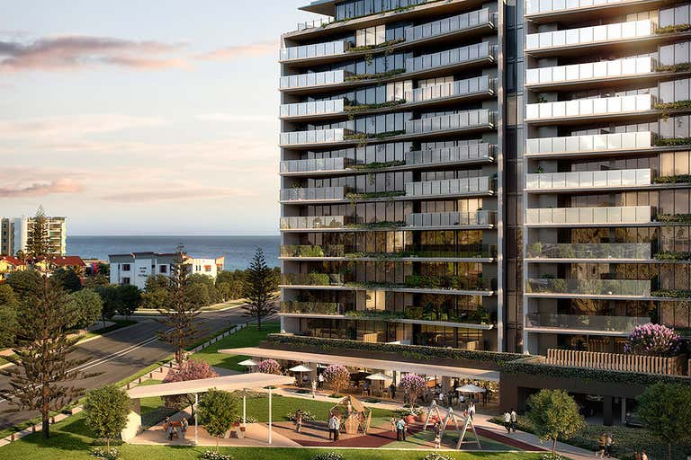 Magnoli Residences, Cnr of  Nineteenth Ave and the Gold Coast Highway Palm Beach QLD 4221 - Image 1