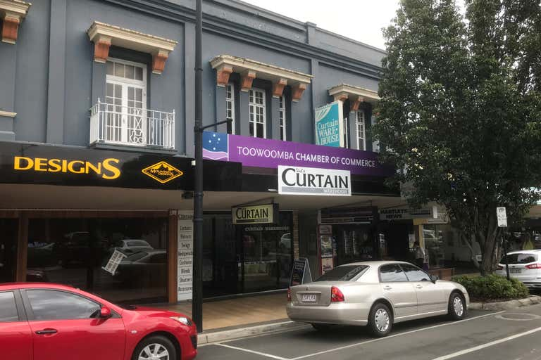 487-489 Ruthven Street - First Floor Toowoomba City QLD 4350 - Image 1