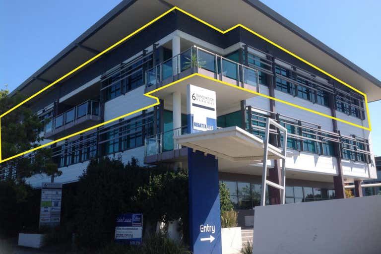 Top Floor - Building A - Lot 4, 4-6 Innovation Parkway Birtinya QLD 4575 - Image 1