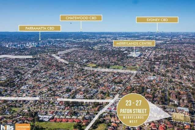 23-27 Paton Street Merrylands NSW 2160 - Image 1
