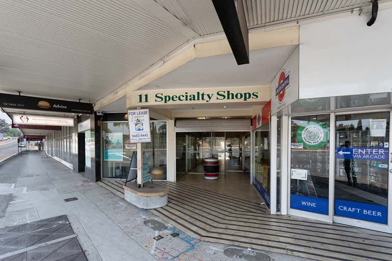 Leased - Unit 5, 354-356 Pennant Hills Road Pennant Hills NSW 2120 - Image 1