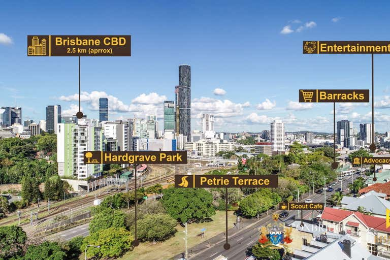 216 Petrie Terrace Petrie Terrace QLD 4000 - Image 3