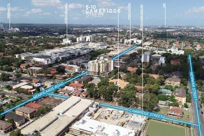 8-10 Cambridge Street Merrylands NSW 2160 - Image 1