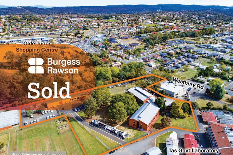 Tasmanian State Government, 171 Westbury Road Prospect TAS 7250 - Image 1