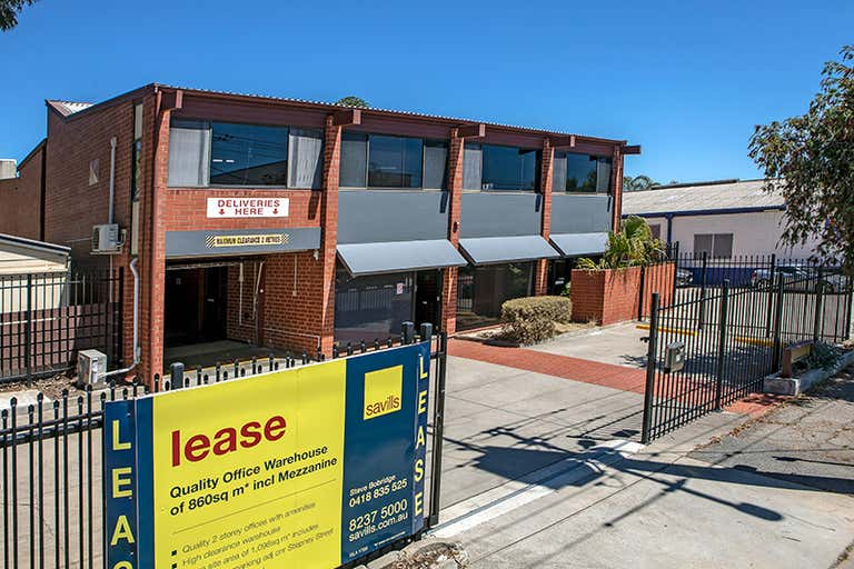Leased Industrial Warehouse Property At 37 Samuel Street: Leased Industrial & Warehouse Property At 37 Henry Street