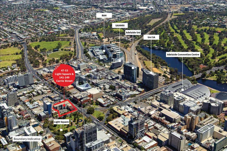 141-149 Currie Street (Corner Light Square) Adelaide SA 5000 - Image 1