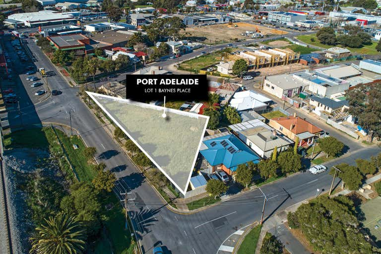 Lot 1 Baynes Place Port Adelaide SA 5015 - Image 1