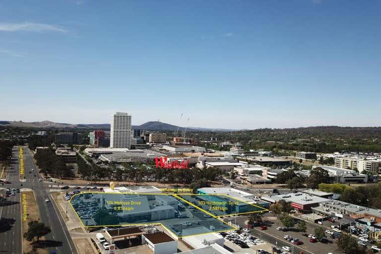 Phillip Commercial Development Sites, 103 Hindmarsh Drive & 174 Melrose Drive Phillip ACT 2606 - Image 1