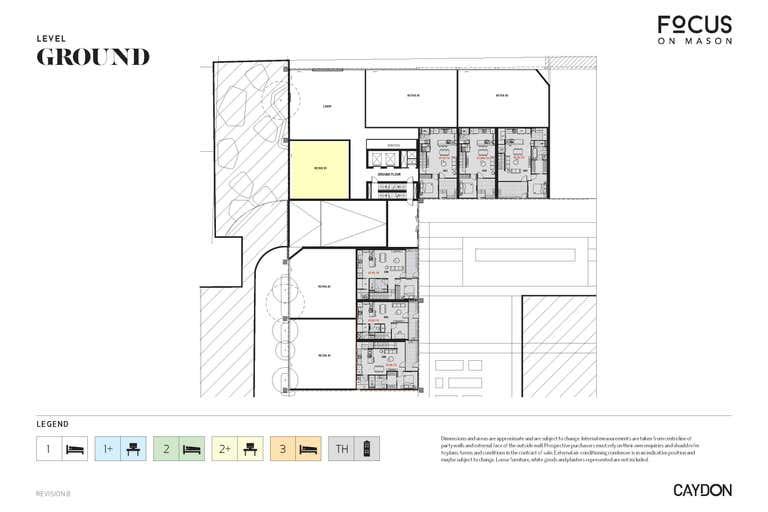 Retail 6 Focus on Mason Moonee Ponds VIC 3039 - Floor Plan 1