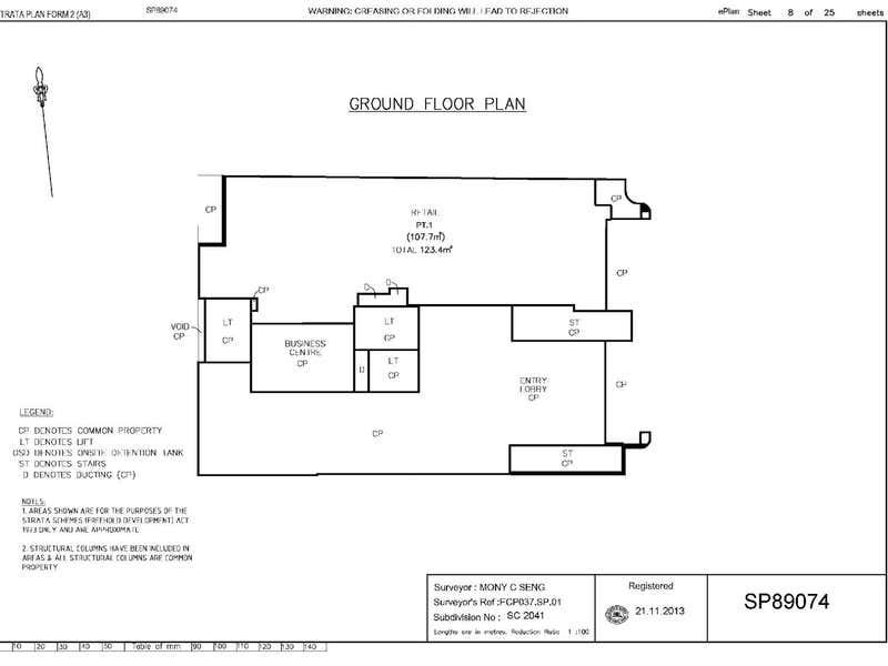Eliza, 141 Elizabeth Street Sydney NSW 2000 - Floor Plan 2