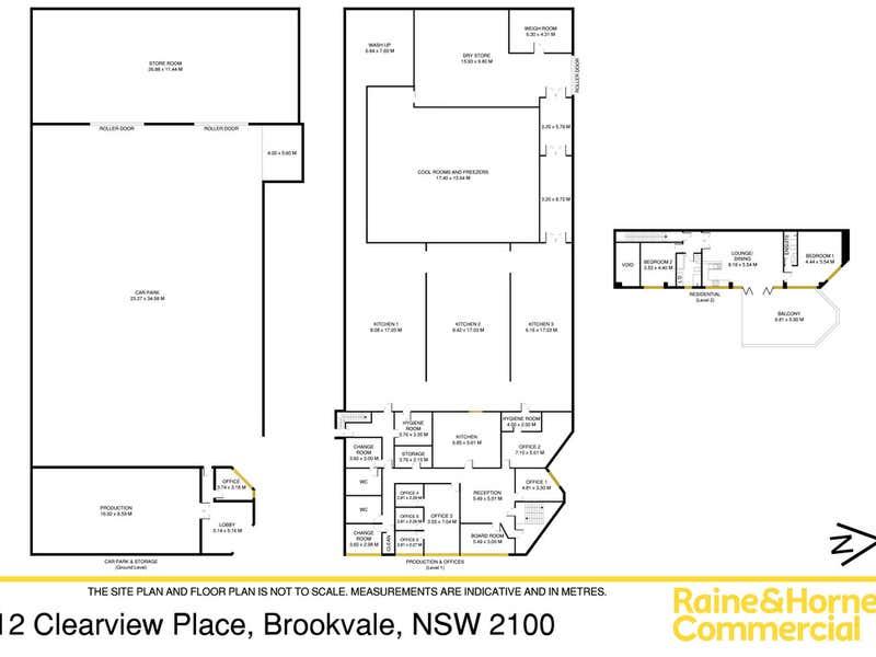 12 Clearview Place Brookvale NSW 2100 - Floor Plan 1