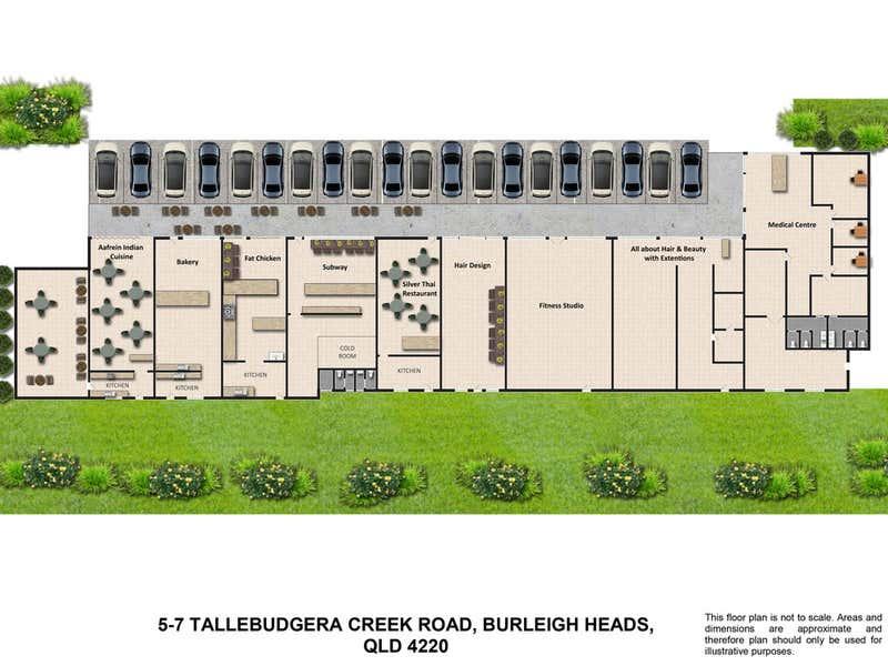 5-7 Tallebudgera Creek Road Burleigh Heads QLD 4220 - Floor Plan 1