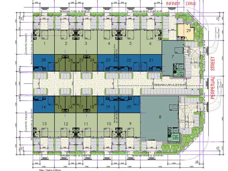 21-25 Perpetual Street Truganina VIC 3029 - Floor Plan 1