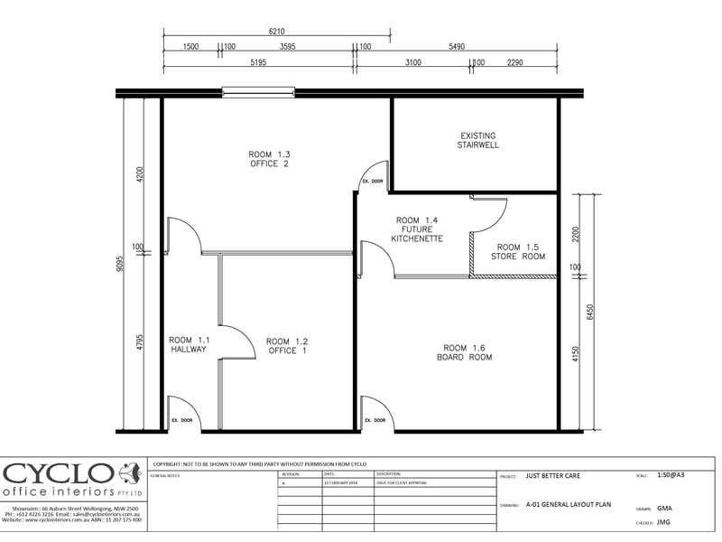 2A/100 Railway Street Corrimal NSW 2518 - Floor Plan 1