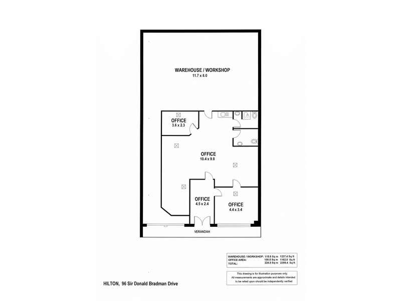 2/14 Palina Court Smithfield SA 5114 - Floor Plan 1