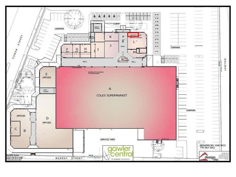 1 Gowan Street Gawler SA 5118 - Floor Plan 1