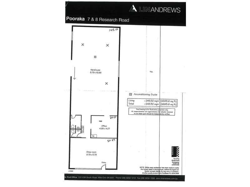 7/96 Research Road Pooraka SA 5095 - Floor Plan 1