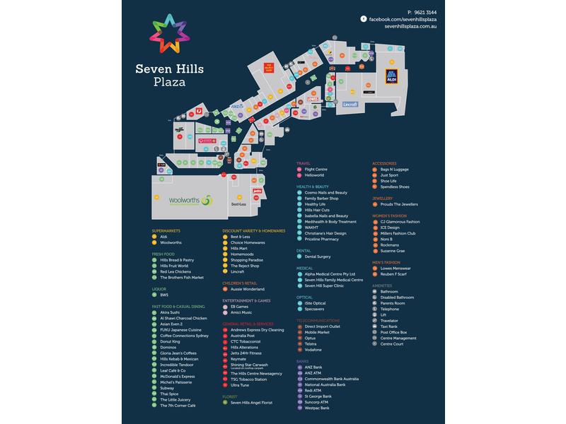 Seven Hills Plaza, 224 Prospect Highway Seven Hills NSW 2147 - Floor Plan 1