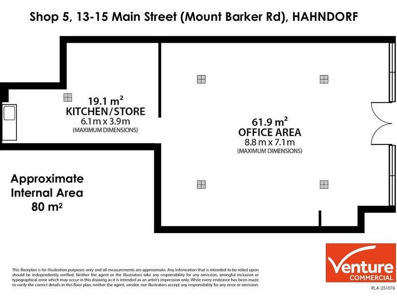 5/13-15 Mount Barker Road Hahndorf SA 5245 - Floor Plan 1
