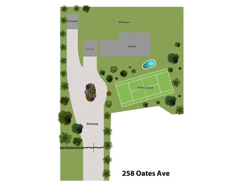 258 Oates Avenue Holland Park QLD 4121 - Floor Plan 2