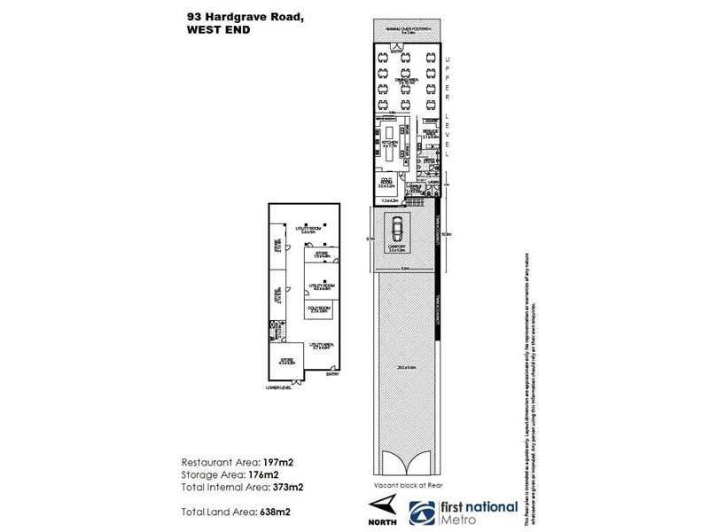 93 Hardgrave Road West End QLD 4101 - Floor Plan 1
