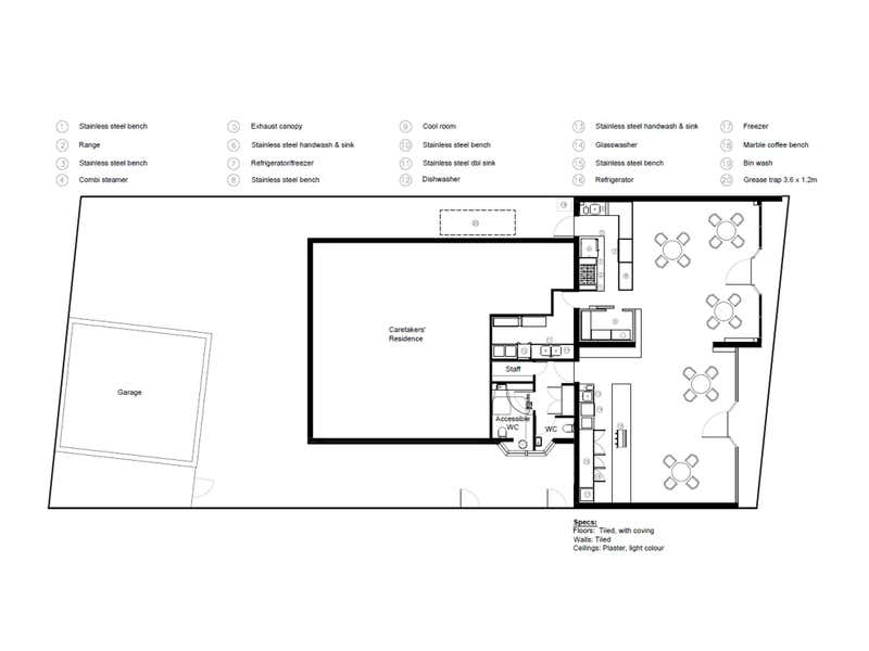36 & 36A Wilson Street Brighton VIC 3186 - Floor Plan 1