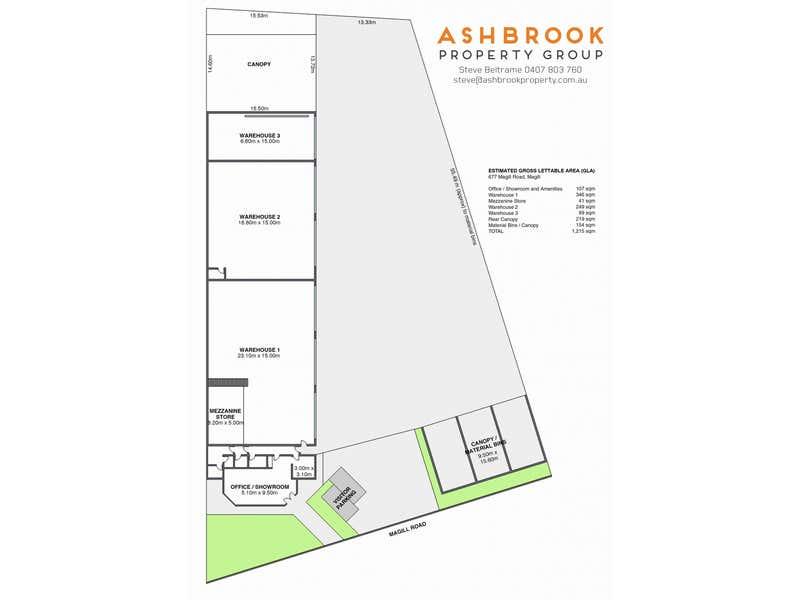 677 Magill Road Magill SA 5072 - Floor Plan 1