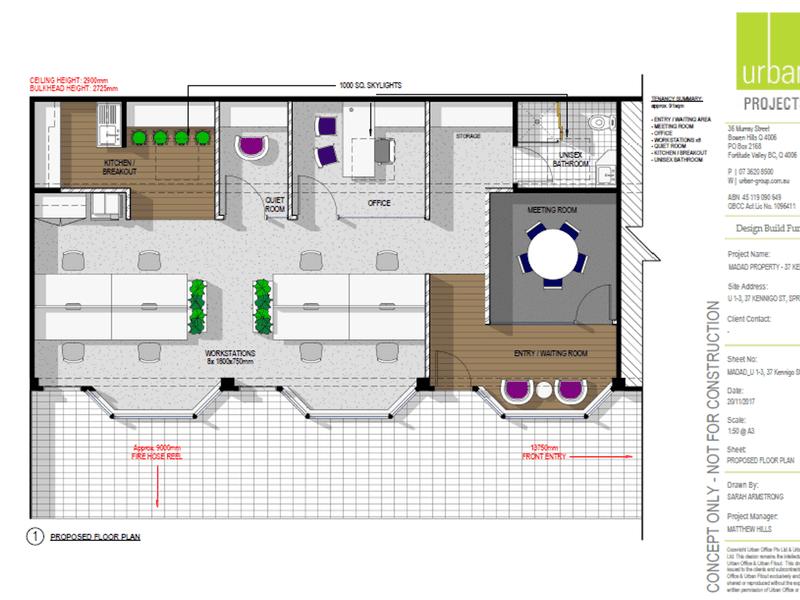 37 Kennigo Street Fortitude Valley QLD 4006 - Floor Plan 2