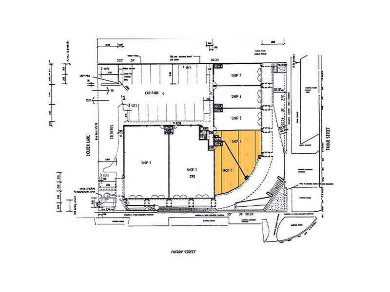 Shop 3 & 4, 37-41 Cherry Street Ballina NSW 2478 - Floor Plan 1