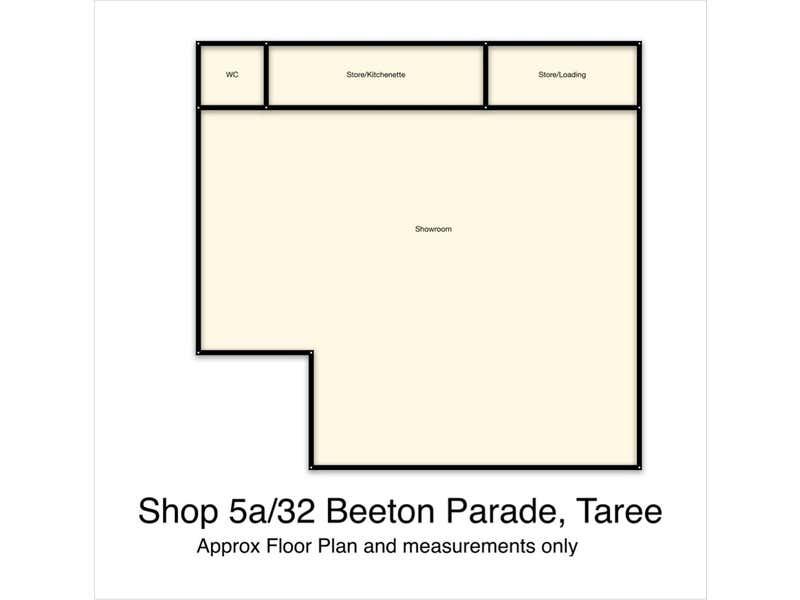 5a/47 Crescent Avenue Taree NSW 2430 - Floor Plan 1