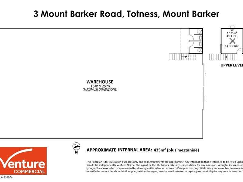3 Mount Barker Road, Totness Mount Barker SA 5251 - Floor Plan 1