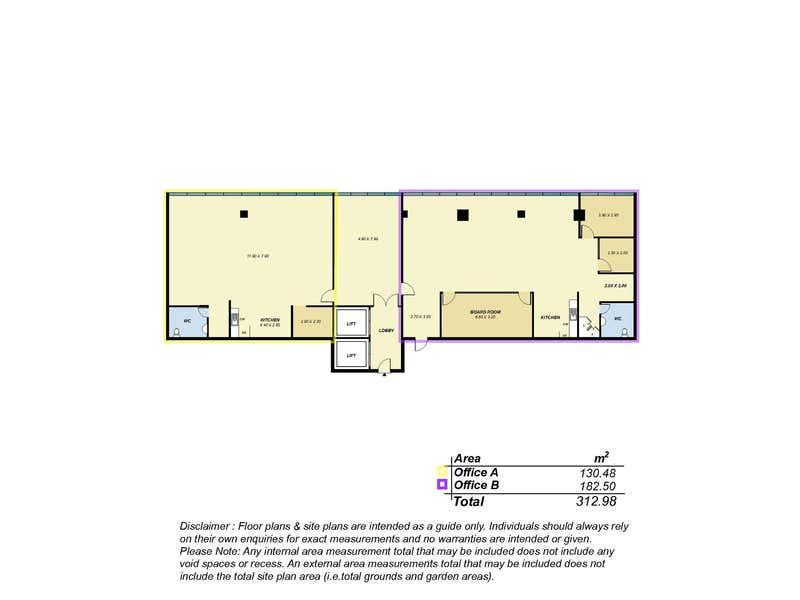 Lvl 2, 180 Morphett Street Adelaide SA 5000 - Floor Plan 1