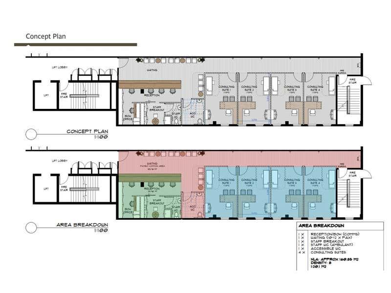 20-22 Mons Road Westmead NSW 2145 - Floor Plan 1