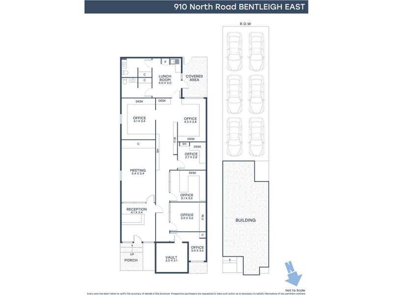 910 North Road Bentleigh East VIC 3165 - Floor Plan 1