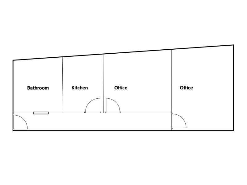 Davies Building, 1A/1 Cookson Street Camberwell VIC 3124 - Floor Plan 1