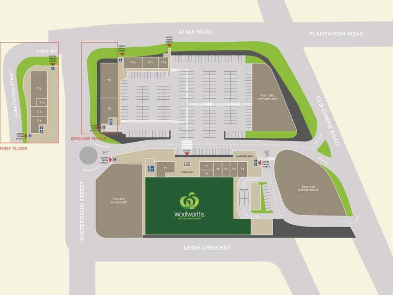 Woolworths Dakabin, 1 Alma Road Dakabin QLD 4503 - Floor Plan 1