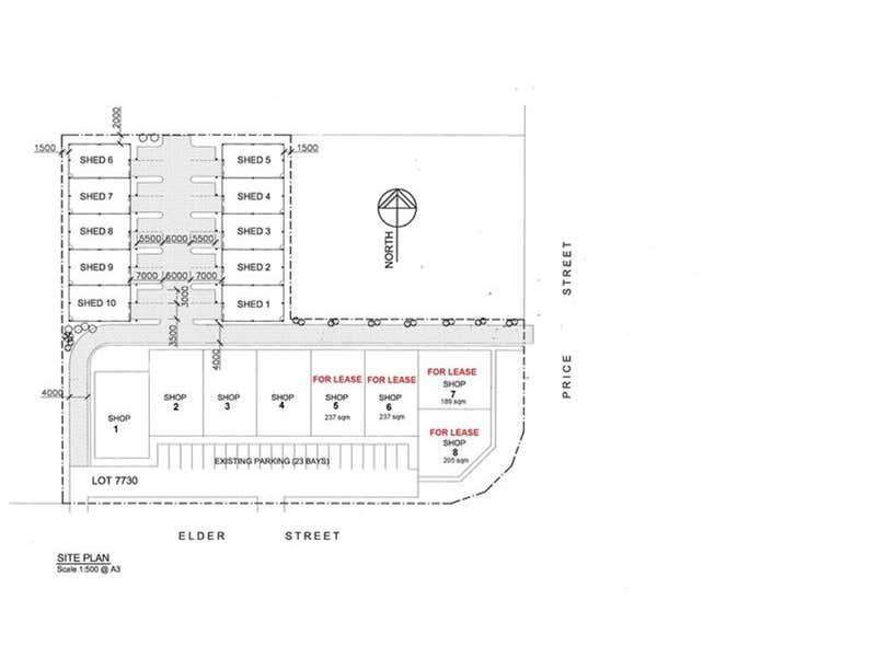 7/11 Price Street Alice Springs NT 0870 - Floor Plan 1